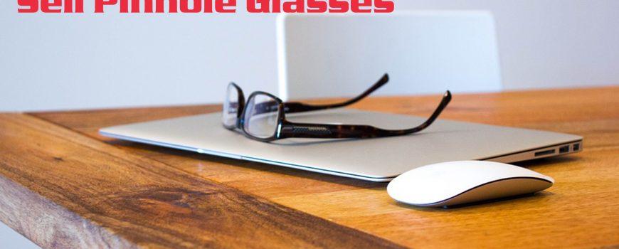Ecommerce store development to sell Pinhole Glasses