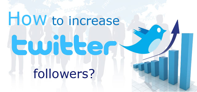 Increase Twitter followers easily