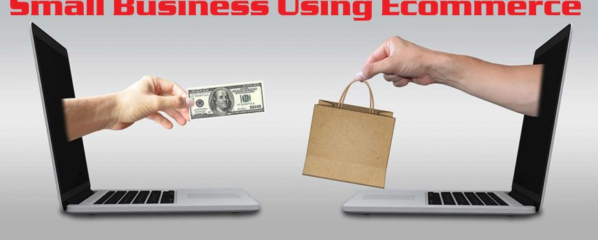 Small Business Using Ecommerce
